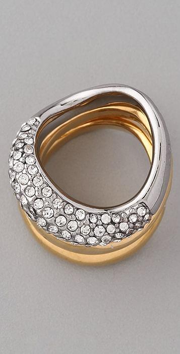 Michael Kors Glam Classics Stackable Rings
