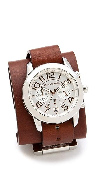 Michael Kors Mercer Chronograph Watch