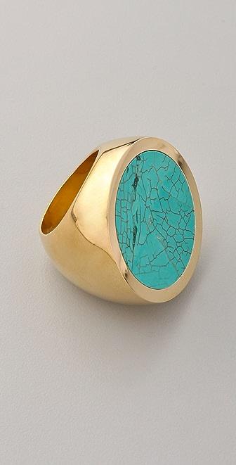 Michael Kors Sleek Exotics Ring