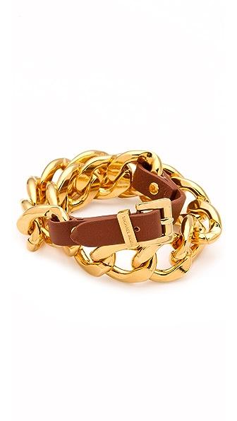Michael Kors Double Wrap Bracelet