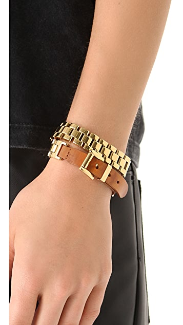 Michael Kors Watch Link Wrap Bracelet