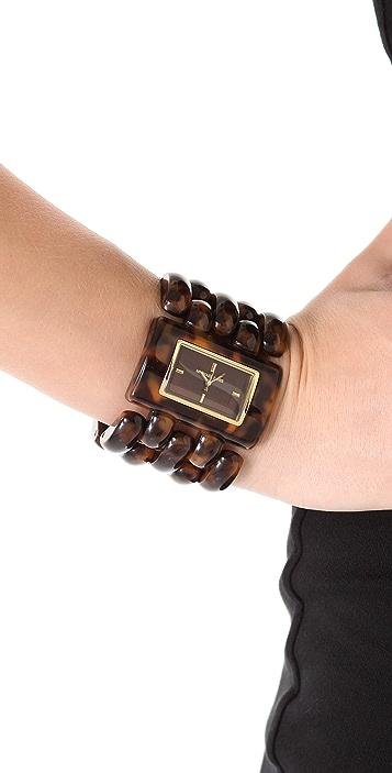 Michael Kors Rio Tortoiseshell Watch
