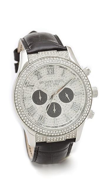 Michael Kors Layton Glitz Watch