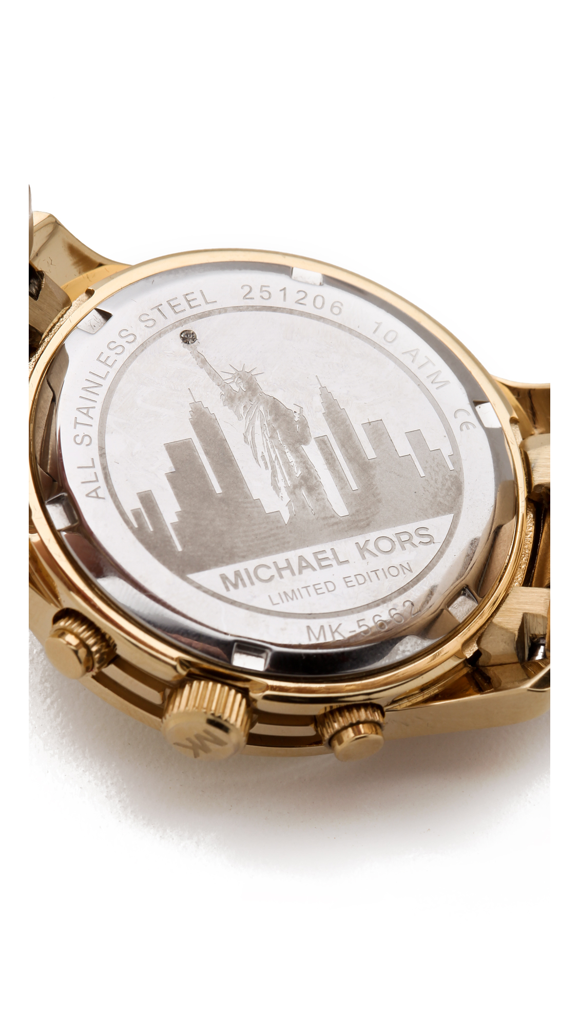 ce40f803e847 Michael Kors Limited Edition New York Watch