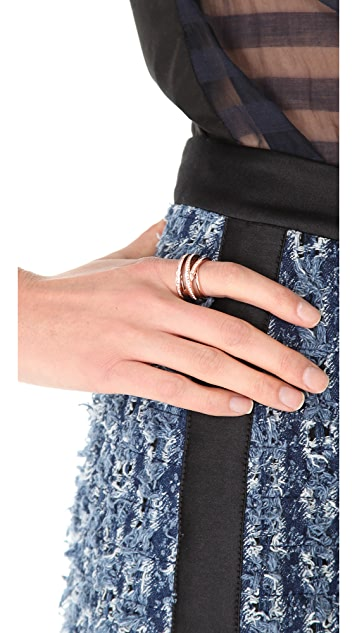 Michael Kors Pave Stack Ring
