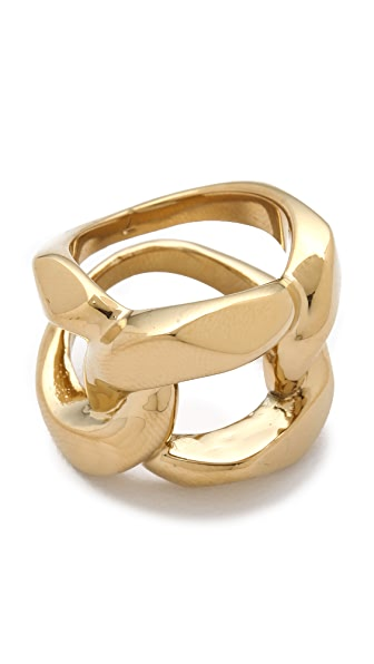 Michael Kors Chunky Chain Ring