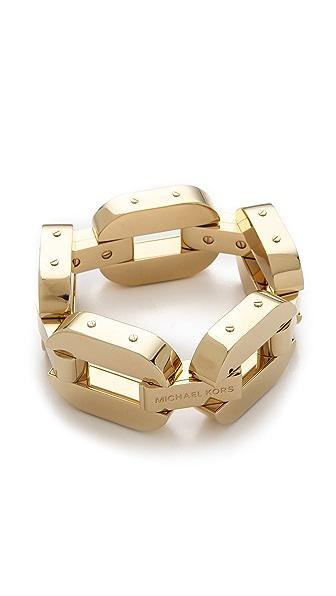 Michael Kors Anchor Link Drama Bracelet