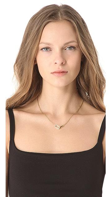 Michael Kors Interlocking Necklace
