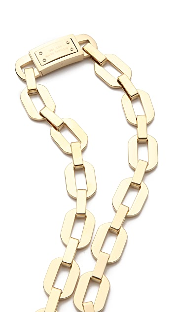 Michael Kors Long Link Necklace