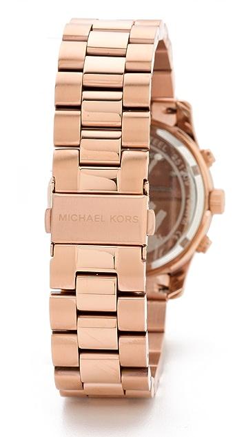 Michael Kors Runway Paris Watch