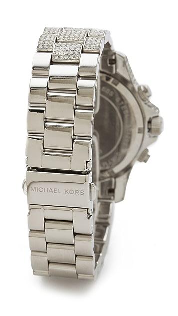Michael Kors Glitzy Layton Watch