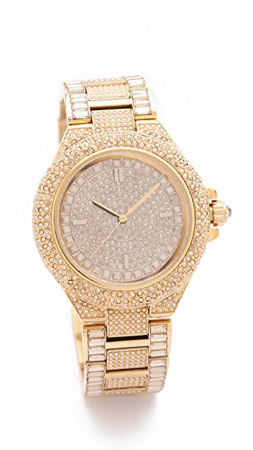 Michael Kors Glitzy Camille Watch