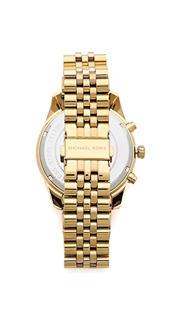 Michael Kors Men's Oversized Lexington Watch