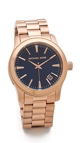 Michael Kors Oversized Runway Watch