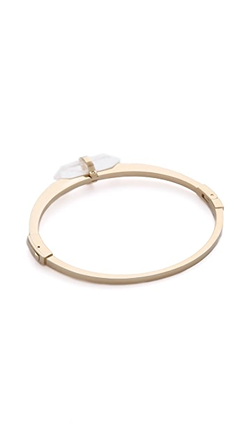 Michael Kors Seaside Luxe Geode Bangle