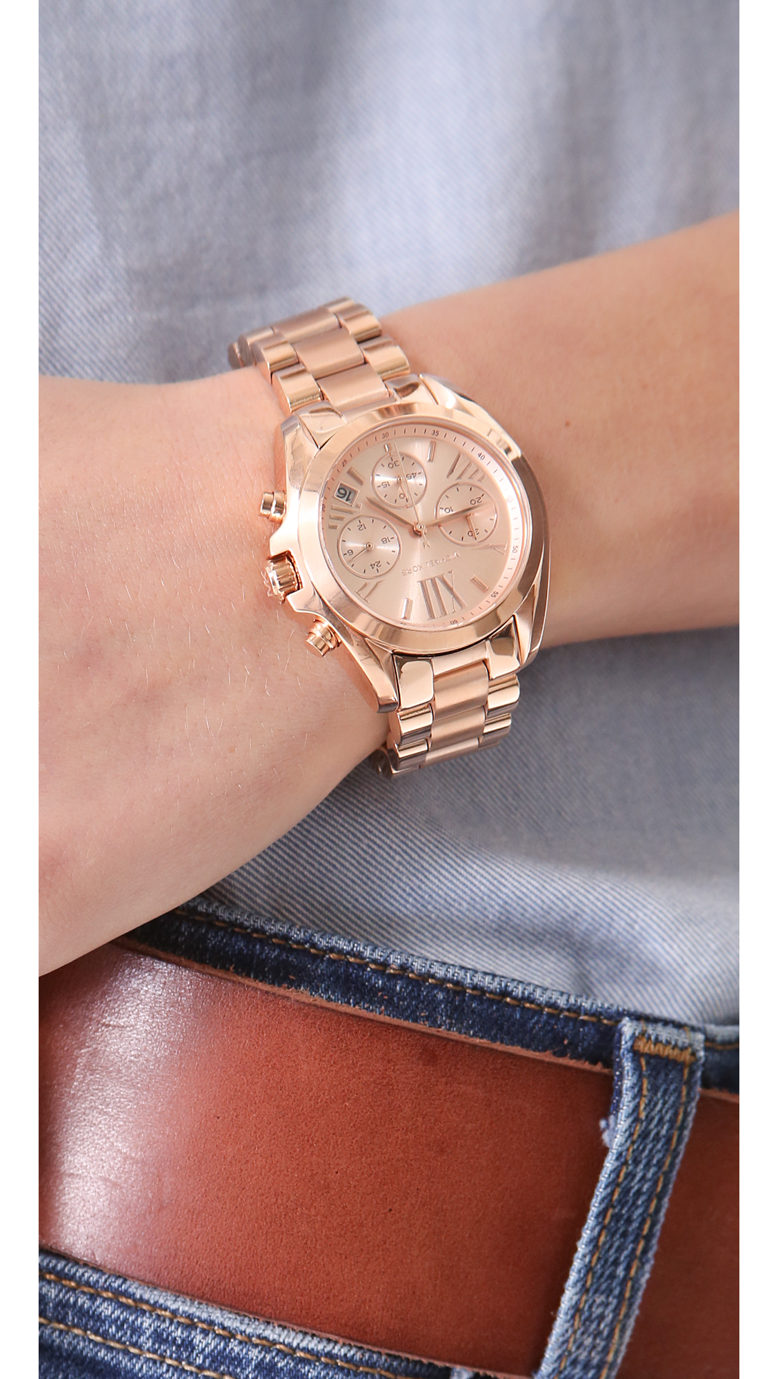 d056bdf69dd1 Michael Kors Bradshaw Watch