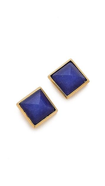 Michael Kors Pyramid Stud Earrings
