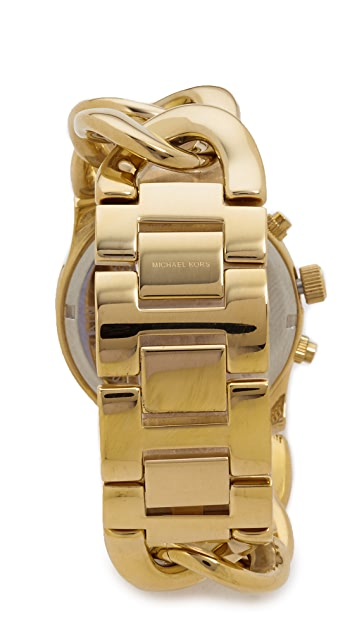Michael Kors Runway Twist Watch