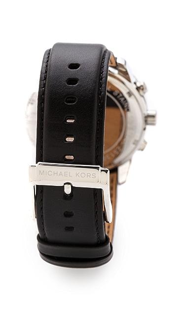 Michael Kors Oversized Mercer Watch