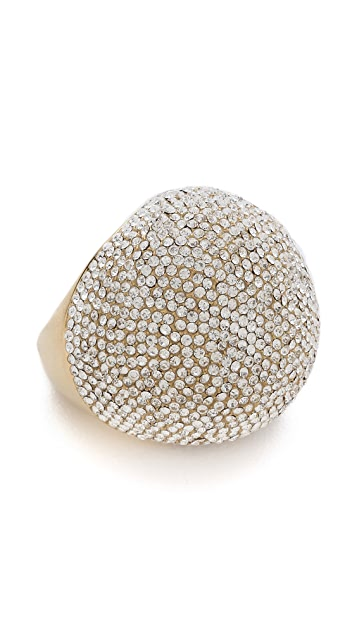 Michael Kors Pave Bubble Ring