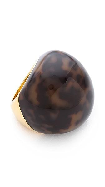 Michael Kors Tortoise Dome Ring