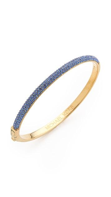 Michael Kors Camille Bangle Bracelet