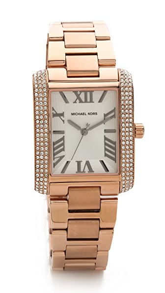 Michael Kors Touch of Glitz Emery Watch