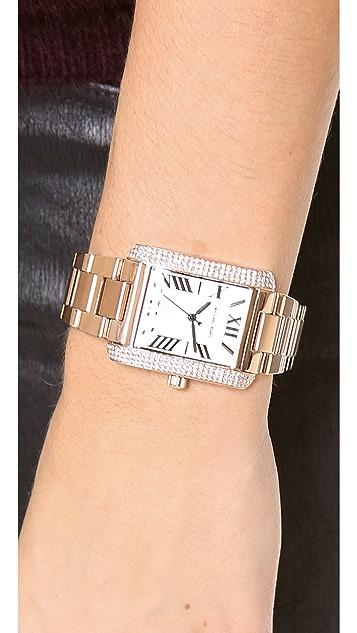 Michael Kors Touch of Glitz Emery Watch