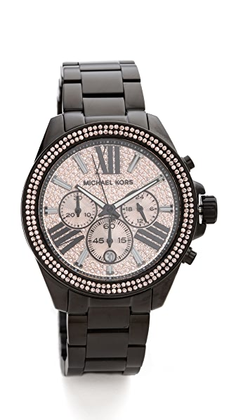 Michael Kors Glitz & Glamour Everest Watch