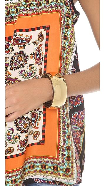 Michael Kors Inner Frame Bangle Bracelet