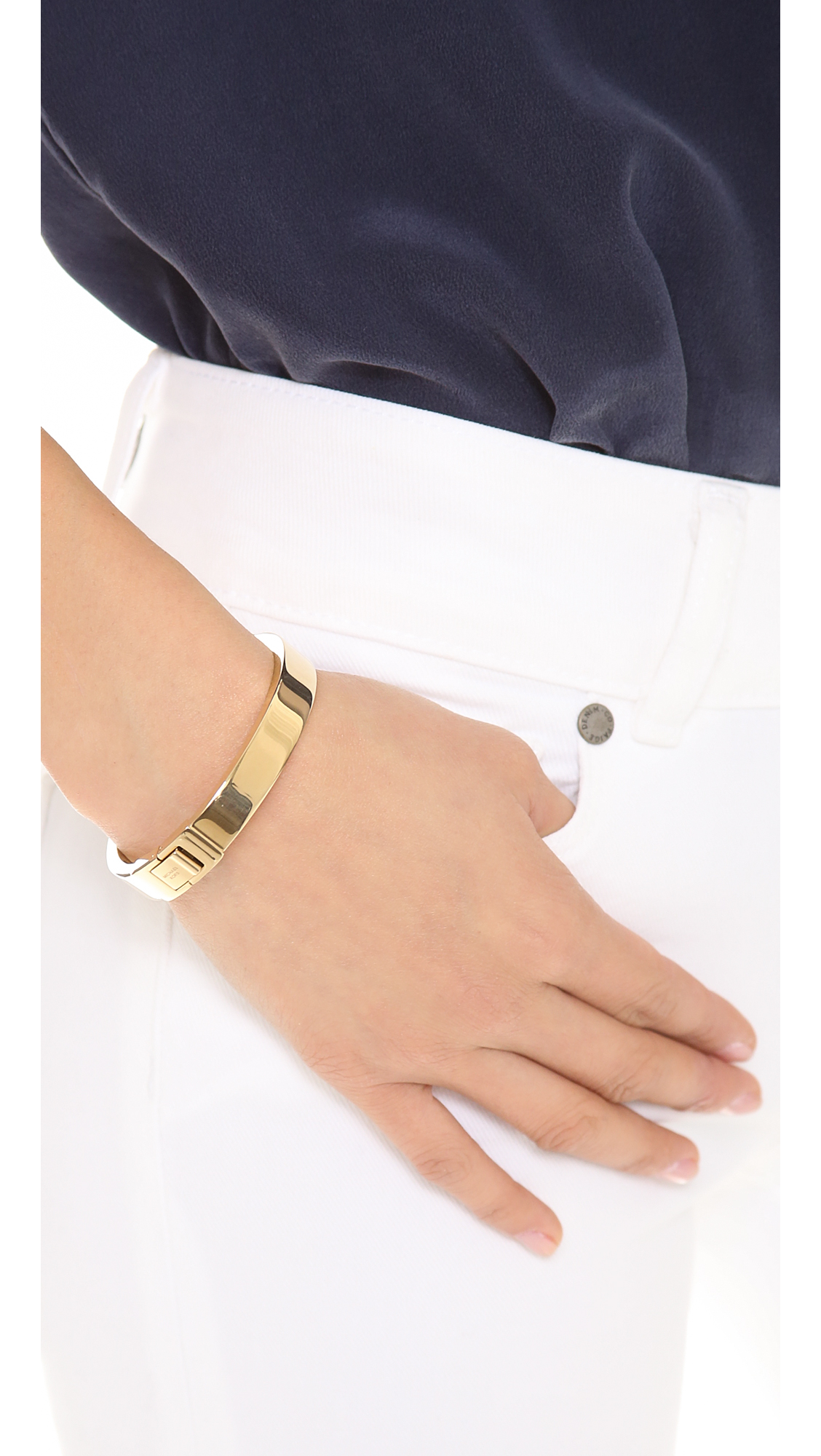 hinged bracelet yellow image bangle bangles gold womens bracelets