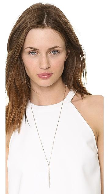 Michael Kors Matchstick Charm Necklace