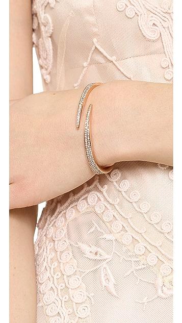Michael Kors Matchstick Open Cuff Bracelet