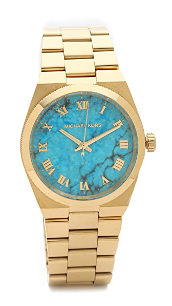 Michael Kors Vintage Glam Brooks Watch
