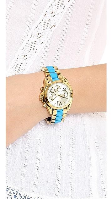 Michael Kors Mini Bradshaw Watch