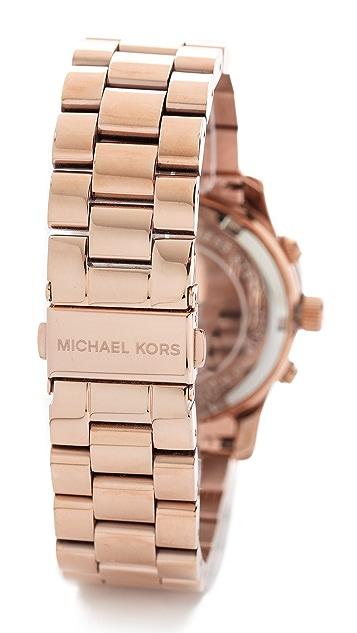 Michael Kors Summer Chic Runway Watch