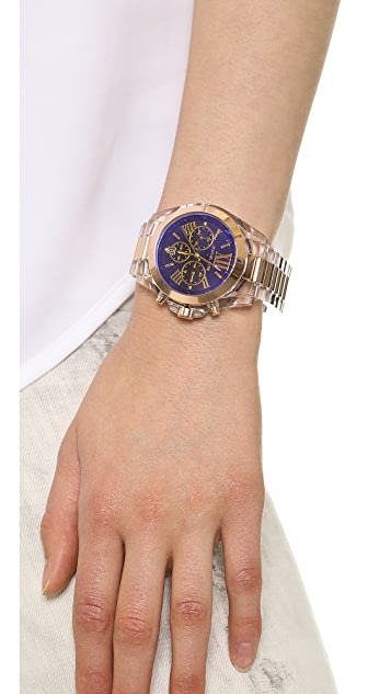 Michael Kors Summer Chic Bradshaw Watch