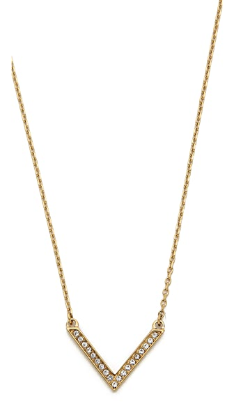 Michael Kors Arrow Pendant Necklace