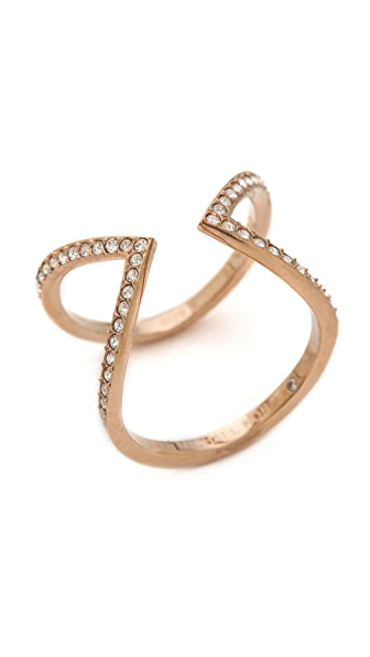 Michael Kors Open Delicate Arrow Ring