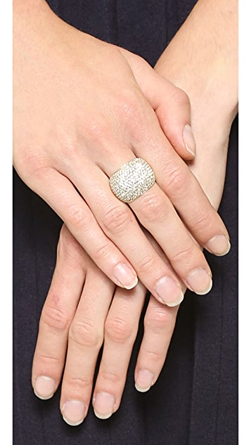 Michael Kors Pave Dome Ring