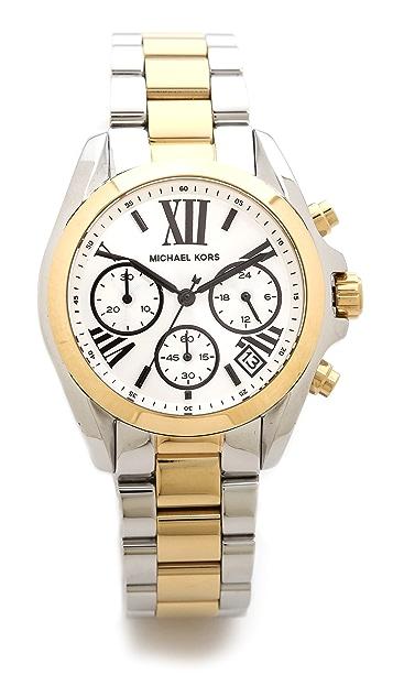 Michael Kors Mini Brandshaw Watch