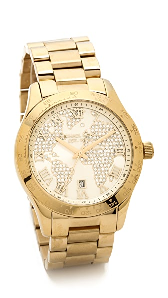 Michael Kors Global Glam Layton Watch