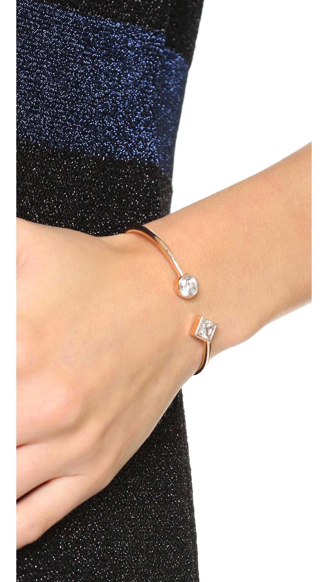 de577dafda96 Buy michael kors rose gold cuff bracelet   OFF38% Discounted