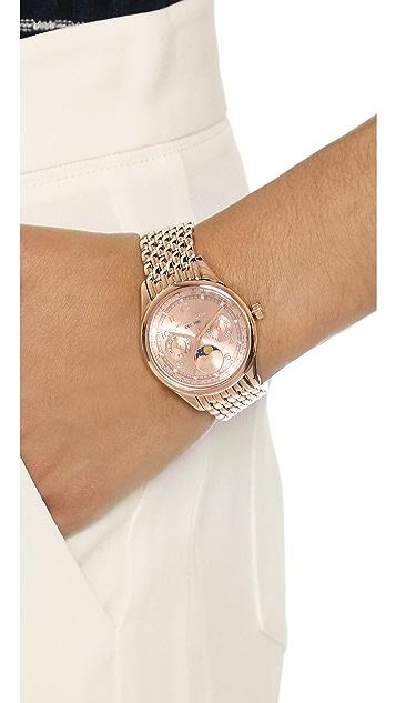 Michael Kors Amelia Moon Phase Watch