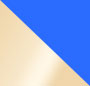 Gold/Blue