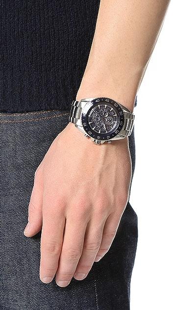 Michael Kors JetMaster Automatic Chronograph Watch
