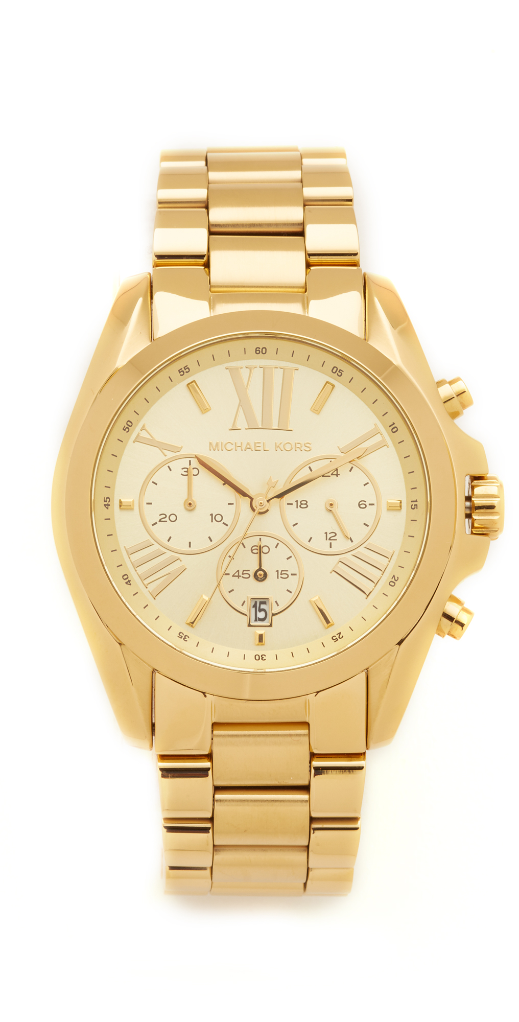 Bradshaw Chronograph Watch Michael Kors