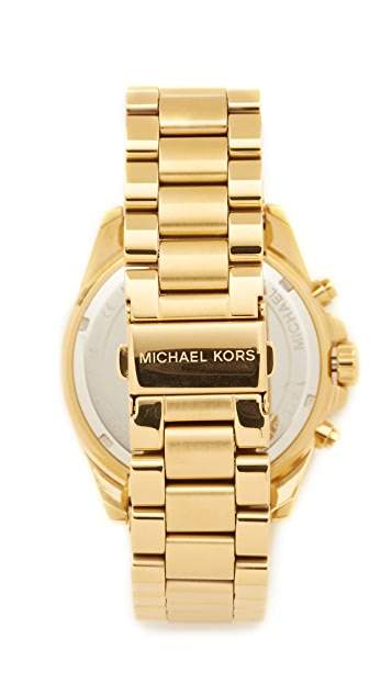 Michael Kors Bradshaw Chronograph Watch