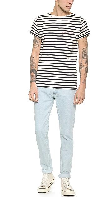 Maison Labiche James Dean Mariniere T-Shirt