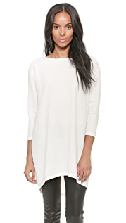 MLM Label Quilted Tunic